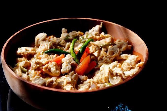 Comida de Bután - Jasha Maru