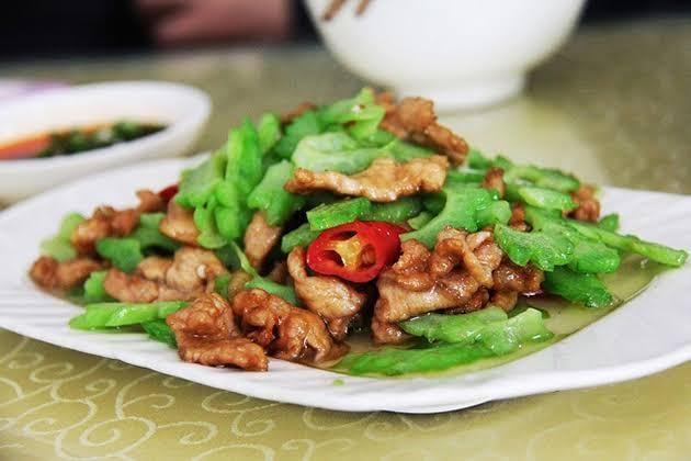 Comida de Bután - Paksha Paa