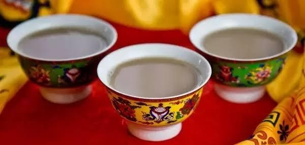 Comida de Bután - Suja