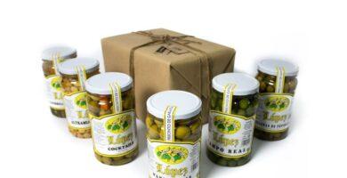 Los Packs Degustación de Aceitunas